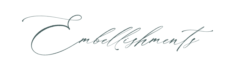 Papelosophie Embellishments Label