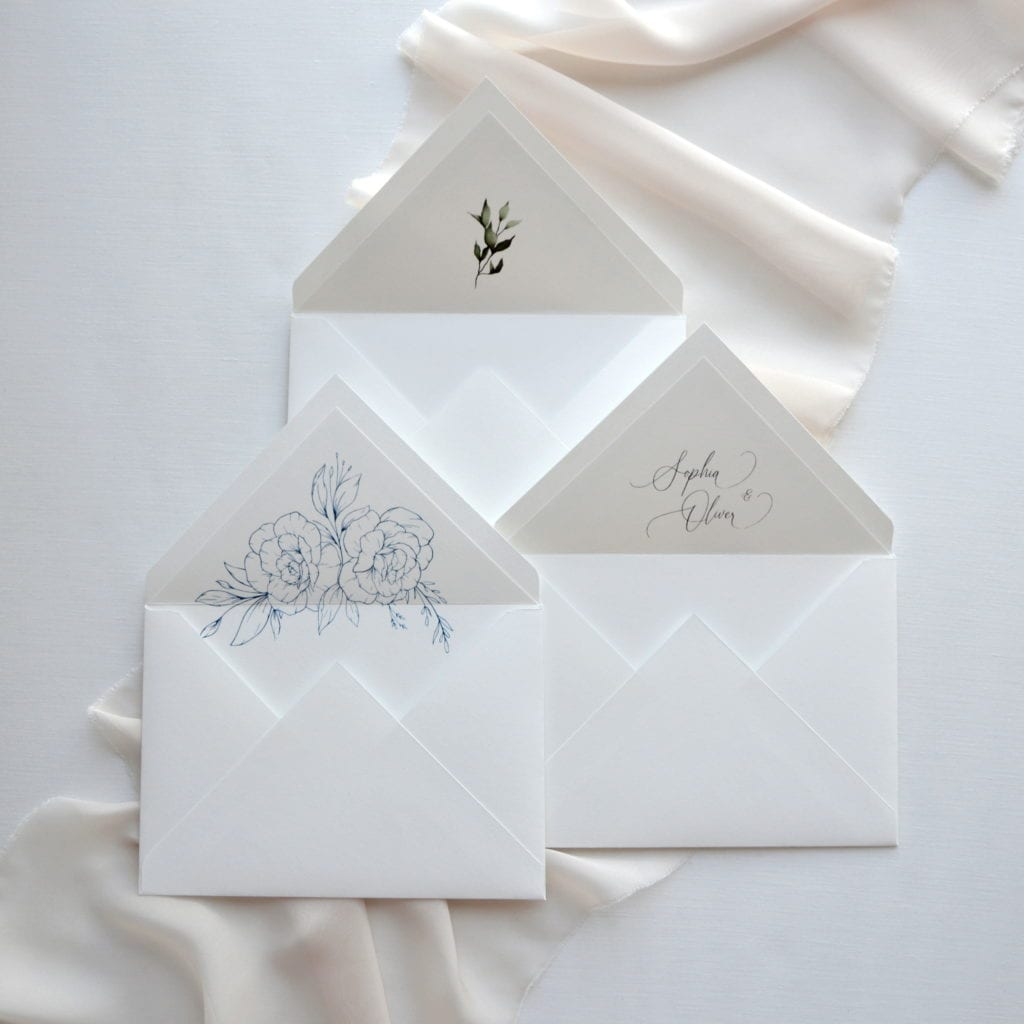 Envelope Liner Papelosophie