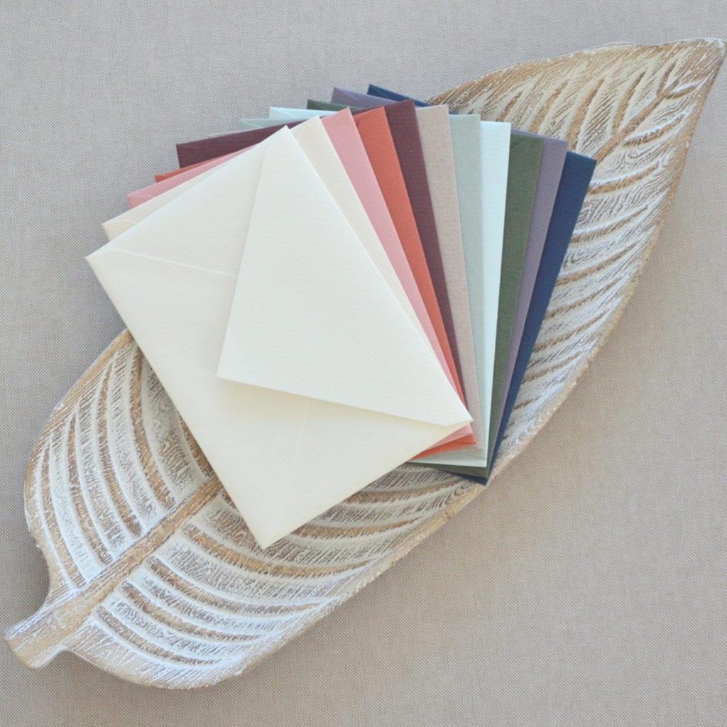Handmade Envelopes Papelosophie